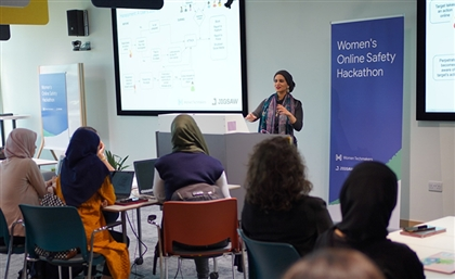 Hacking Women's Online Safety, How Arab Women Technologists Are Taking on the Challenge