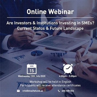 Are Investors still investing in SMEs?
