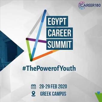 Egypt Career Summit @ The Greek Campus